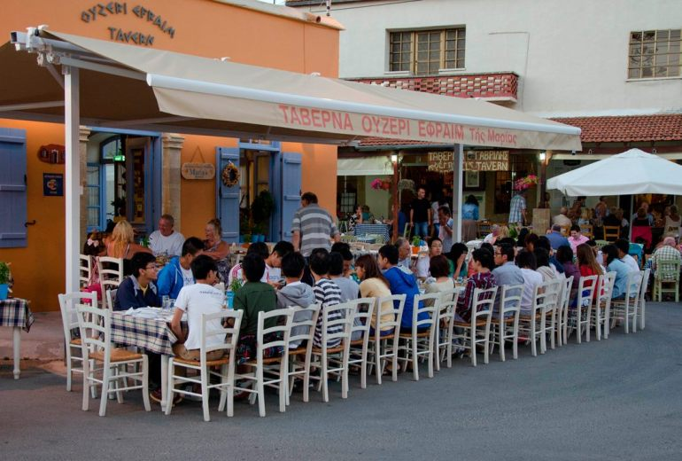 Efraim Tavern outside